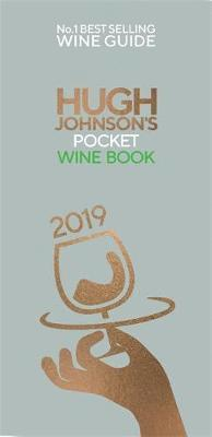 bokomslag Hugh Johnson's Pocket Wine Book 2019