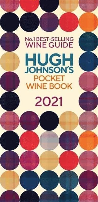 bokomslag Hugh Johnson Pocket Wine 2021