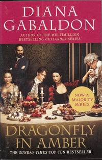 bokomslag Outlander: Dragonfly In Amber (TV Tie-In)