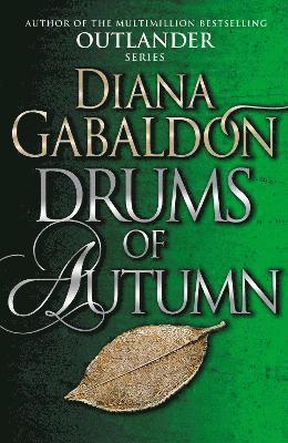 bokomslag Drums Of Autumn
