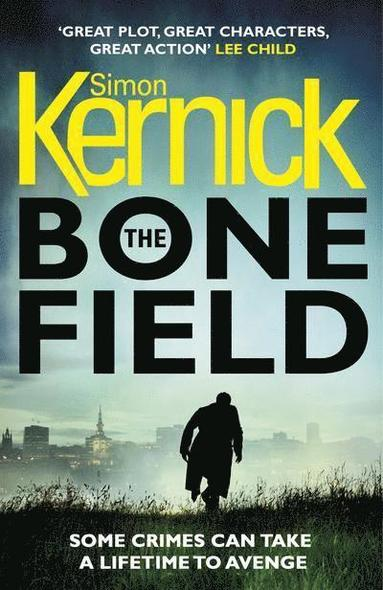 bokomslag The Bone Field