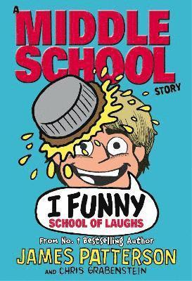 bokomslag I Funny: School of Laughs