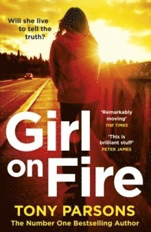 bokomslag Girl on Fire