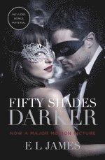 Fifty Shades Darker Film Tie-In