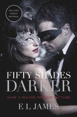 bokomslag Fifty Shades Darker Film Tie-In