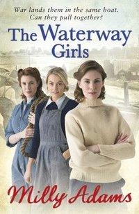 bokomslag Waterway girls