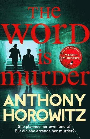 bokomslag The Word Is Murder
