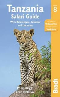bokomslag Tanzania Safari Guide
