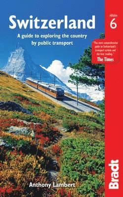 bokomslag Switzerland without a Car