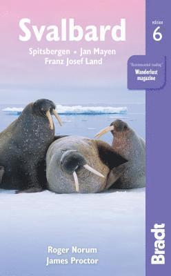 bokomslag Svalbard (Spitsbergen): with Franz Josef Land and Jan Mayen