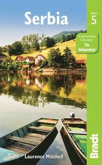 bokomslag Serbia