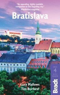 bokomslag Bratislava