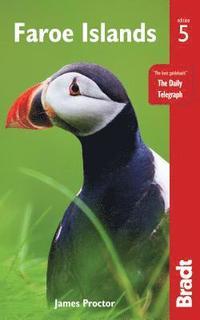 bokomslag Faroe Islands