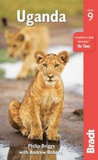 bokomslag Uganda