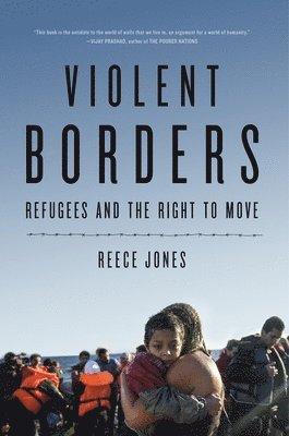 bokomslag Violent Borders