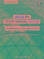 bokomslag Acca p1 governance, risk and ethics study manual - for exams until june 201