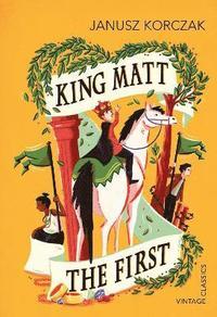 bokomslag King Matt The First