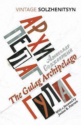 bokomslag TheGulag Archipelago