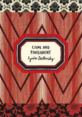 bokomslag Crime And Punishment (Vintage Classic Russians Series)