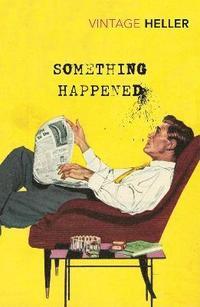 bokomslag Something Happened