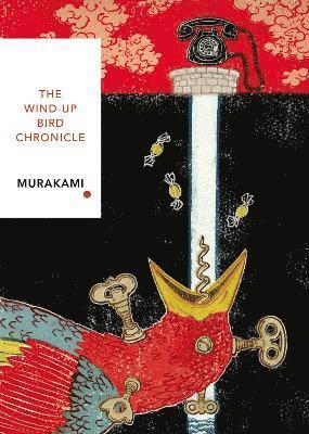 bokomslag The Wind-Up Bird Chronicle