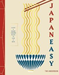 bokomslag JapanEasy: Classic and Modern Japanese Recipes to Cook at Home