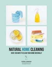bokomslag Natural Home Cleaning