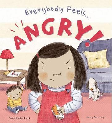 bokomslag Everybody Feels Angry!