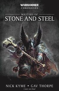bokomslag Masters of Stone and Steel