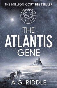 bokomslag The Atlantis Gene