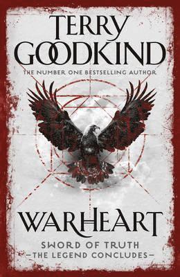 bokomslag Warheart