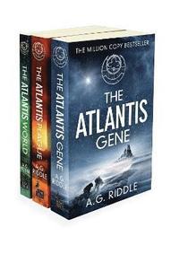 bokomslag The Atlantis Trilogy