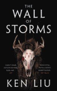 bokomslag The Wall of Storms