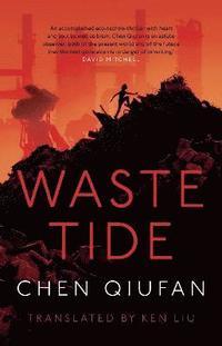 bokomslag Waste Tide