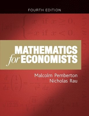 bokomslag Mathematics for Economists: An Introductory Textbook