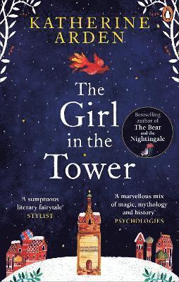bokomslag The Girl in The Tower: (Winternight Trilogy)