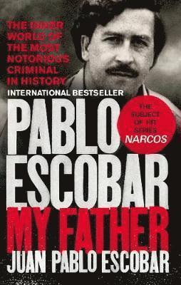 bokomslag Pablo Escobar: My Father