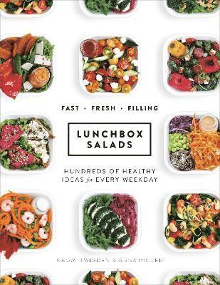 bokomslag Lunchbox salads - recipes to brighten up lunchtime and fill you up