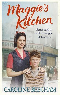 bokomslag Maggies kitchen