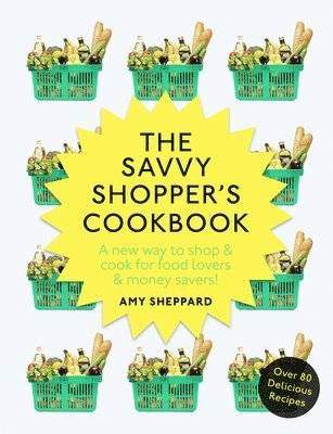 bokomslag Savvy shoppers cookbook