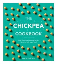 bokomslag Chickpea cookbook