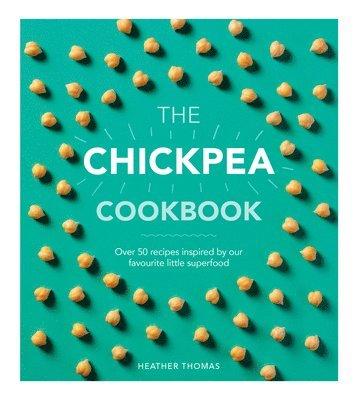 bokomslag Chickpea cookbook
