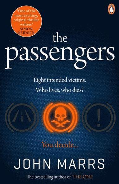 bokomslag The Passengers
