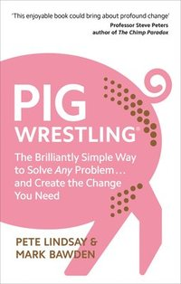bokomslag Pig Wrestling