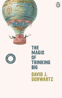 bokomslag The Magic of Thinking Big