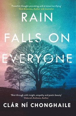 bokomslag Rain falls on everyone