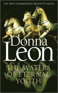 bokomslag The Waters of Eternal Youth