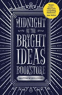 bokomslag Midnight at the Bright Ideas Bookstore
