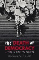 bokomslag The Death of Democracy: Hitler's Rise to Power