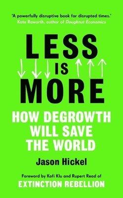 bokomslag Less Is More